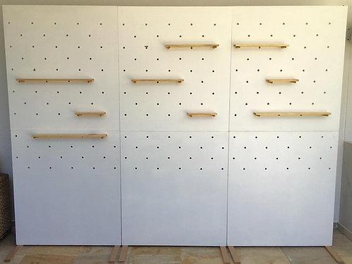Painel Peg Board