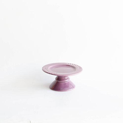 Prato cerâmica Renda P
