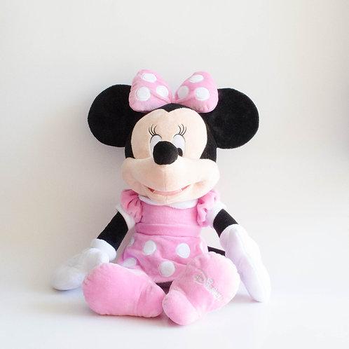 Minnie rosa pelúcia G