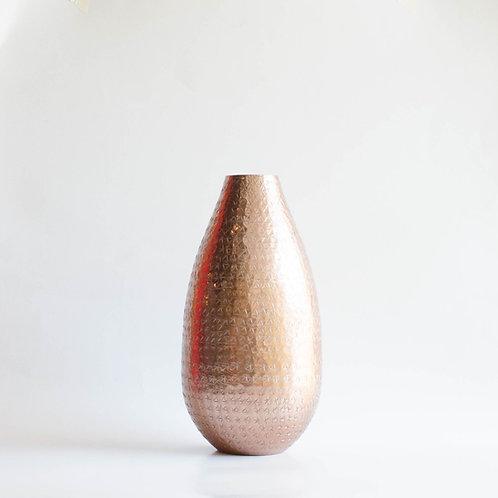 Vaso metal Alpaca cobre