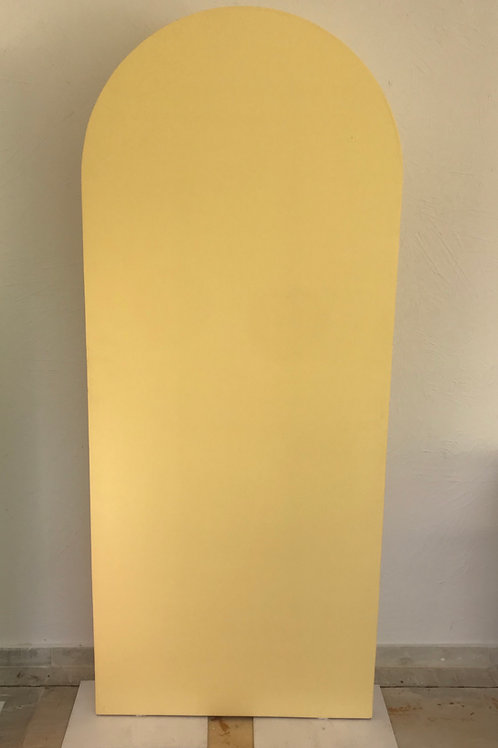 Painel arco (pintamos na sua cor)