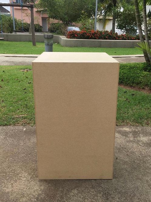 Cubo Forração 50(L)x50(P)x80(A) consulte taxa para pintura