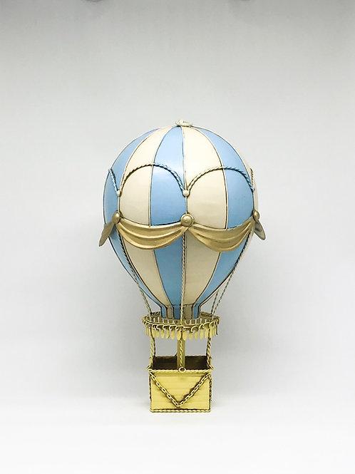 Balão Vintage azul
