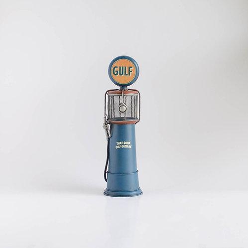 Bomba de gasolina retro M