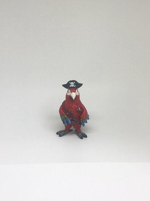 Papagaio pirata resina