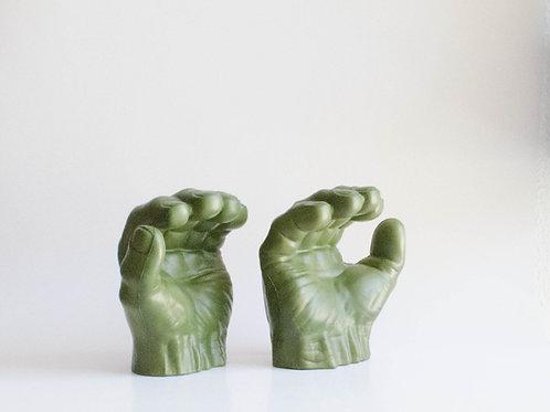 Par luvas Hulk (Vingadores)