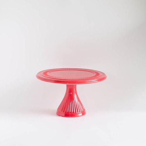 Prato Clean M vermelho
