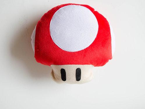 Almofada cogumelo (Mario Bros)
