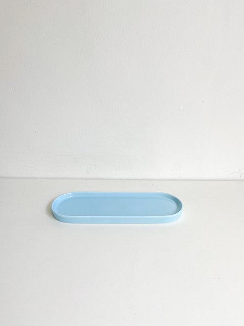 Bandeja Barra azul claro