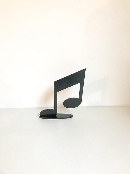Nota musical - colcheia