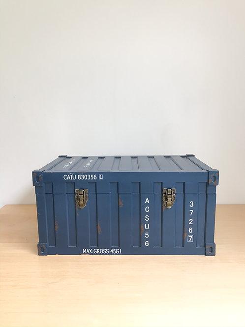 Container M azul