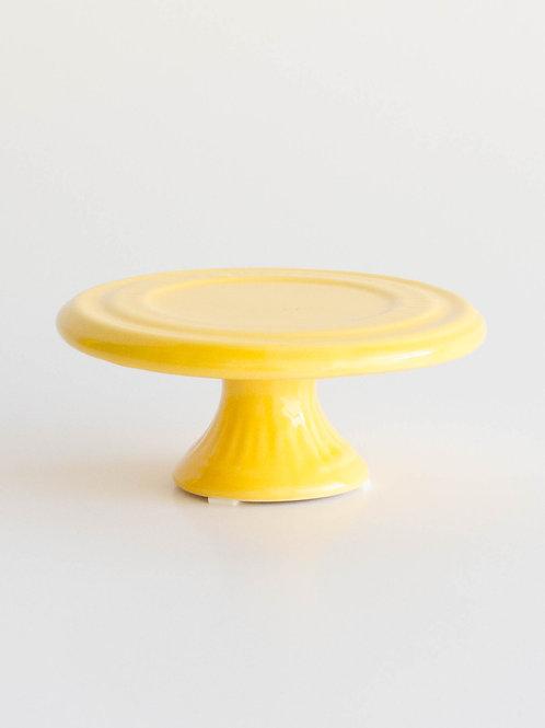 Prato Clean PP amarelo