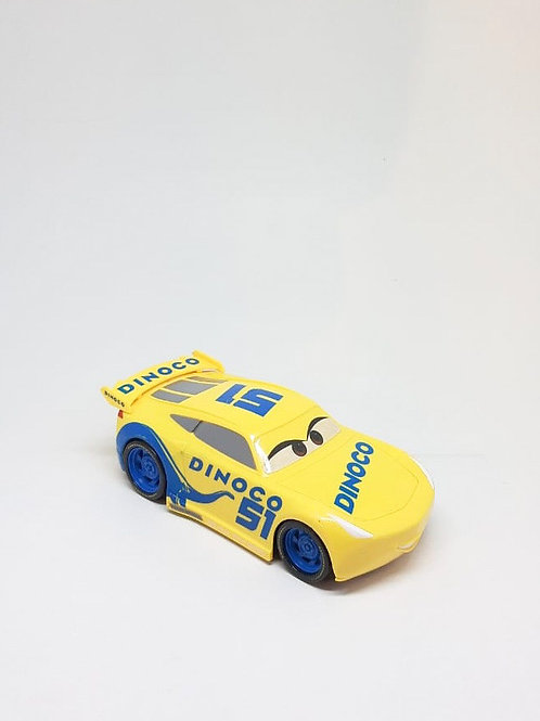 Cruz Ramire (Carros Disney)