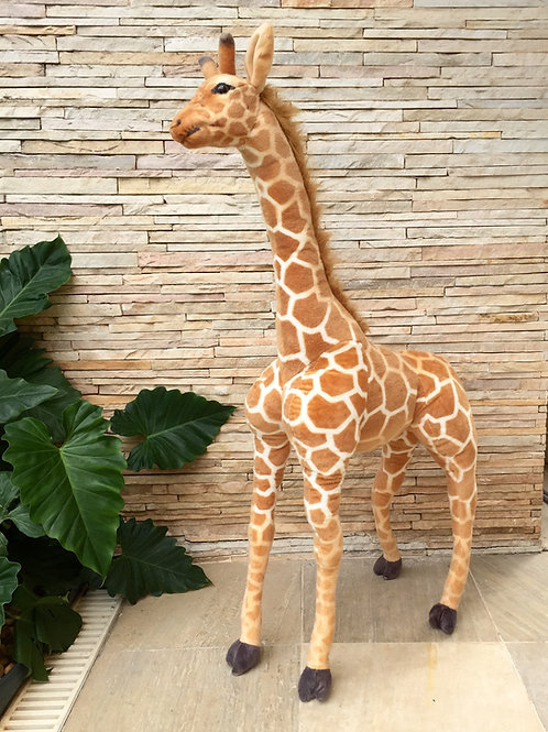 Girafa gigante safari