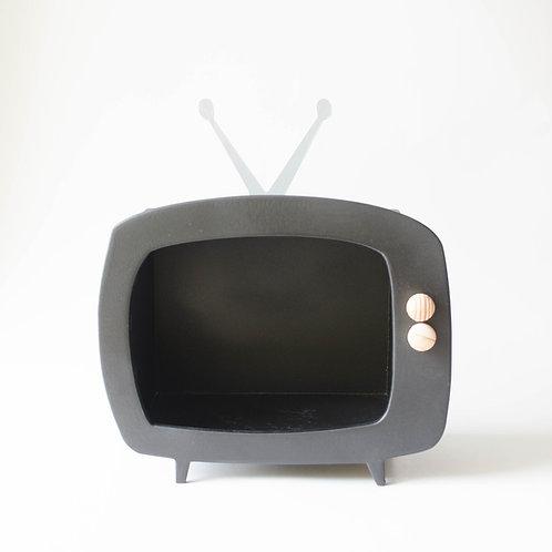 Televisão preta