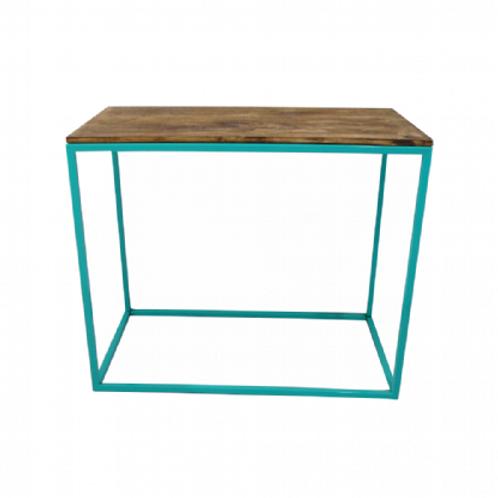Mesa cubo tifanny 95(L)x50(P)x80(A)