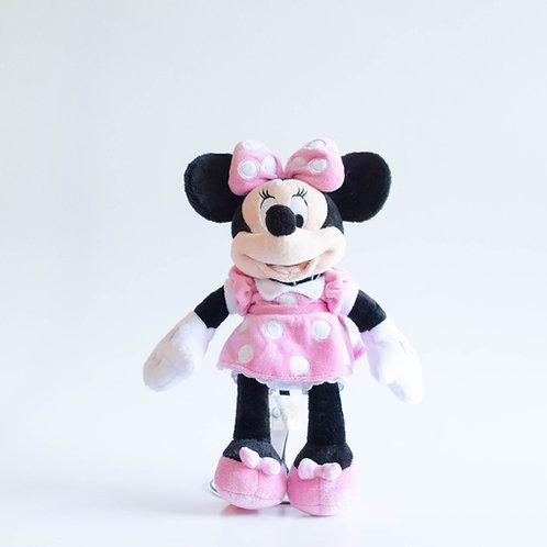 Minnie pelúcia rosa M