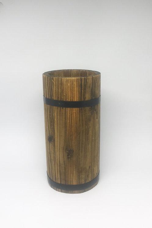 Cachepot madeira