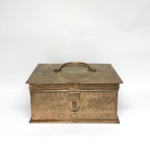 caixa Marrocos cobre