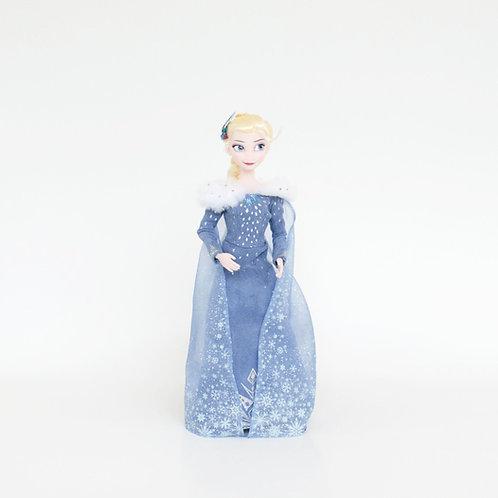 Boneca Elsa (Aventura Congelante-Frozen)