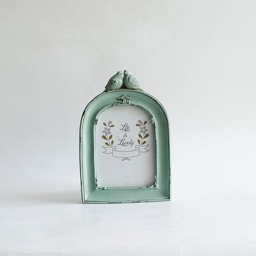 Porta retrato Pássaro Verde