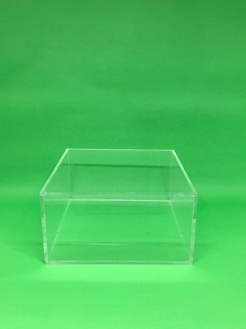 Cubo acrílico 20x20x10