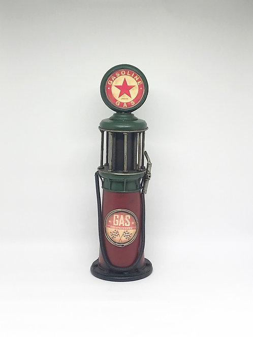 Bomba de gasolina G verde
