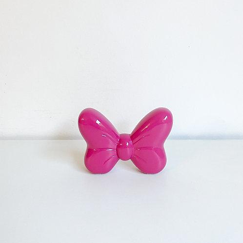 Laço ceramica pink