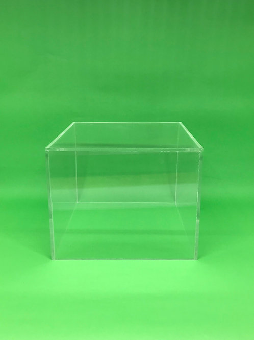 Cubo acrílico 20x20x16