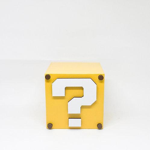 Cubo interrogação (Mario Bros)