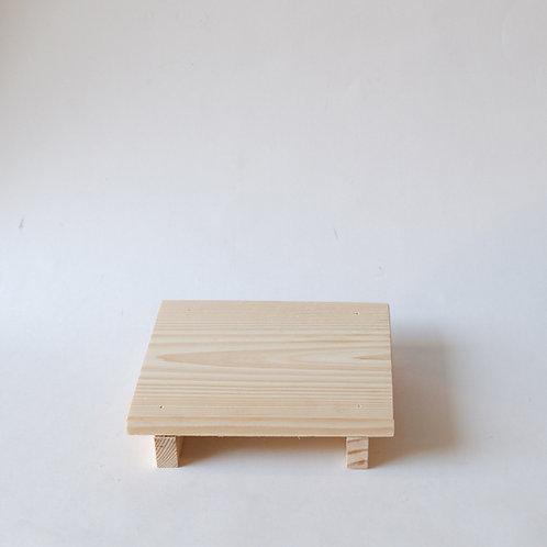 Bandeja madeira geta P