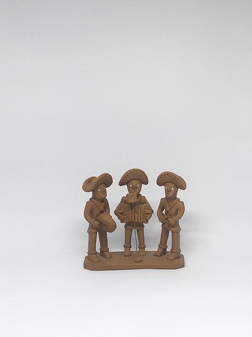 Trio de forrozeiros