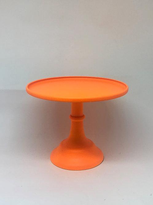 Prato Cool neon laranja