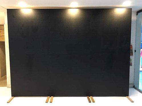 Painel Chalkboard preto (desenhos a giz) 3M