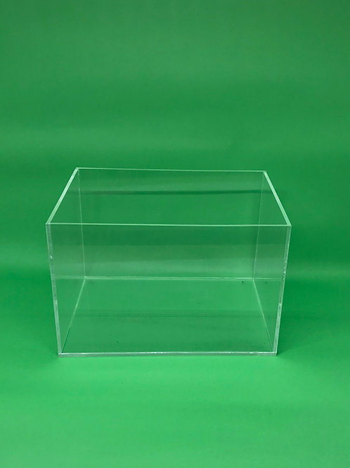 Cubo acrílico 25x20x16