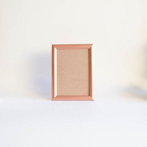 Porta retrato cobre