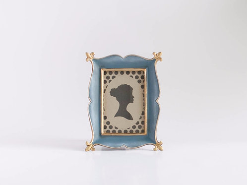 Porta retrato Princesa azul