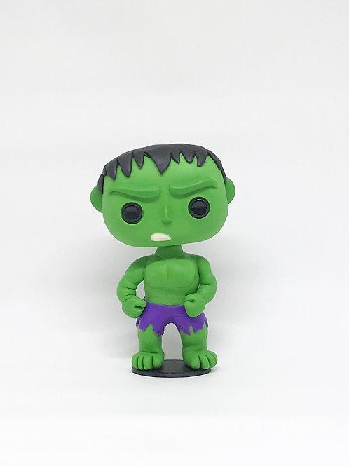 Boneco Hulk biscuit