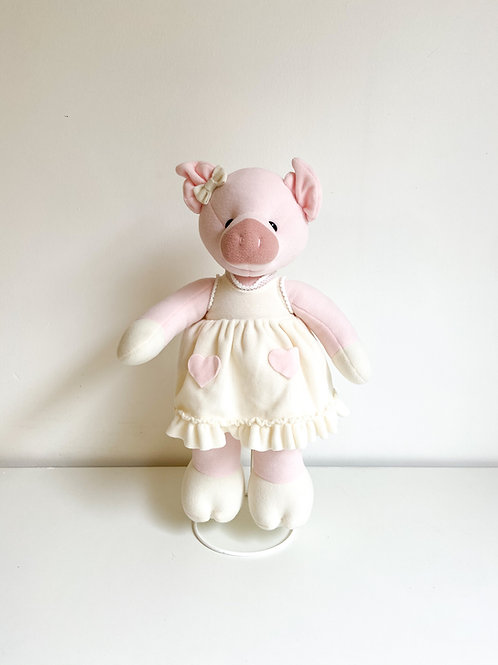 Porca baby pelúcia