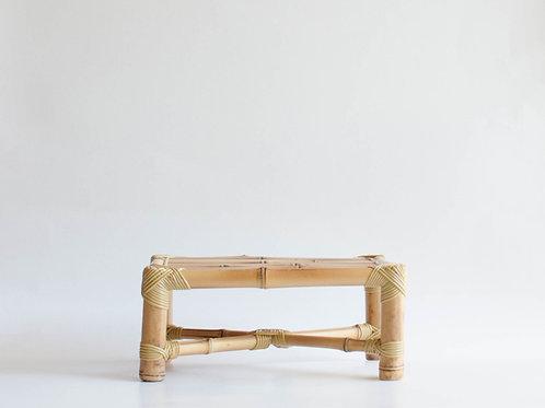 Banco em bambu