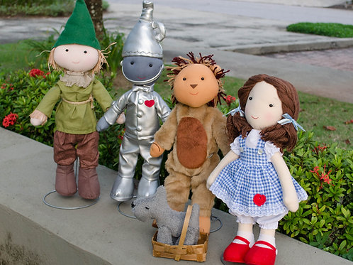 Personagens Mágico de Oz