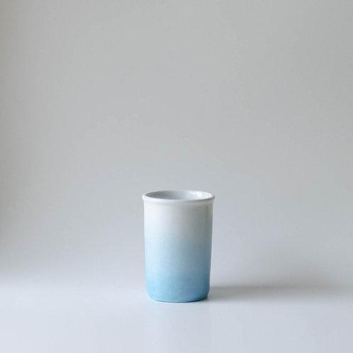 Vaso Ombre azul