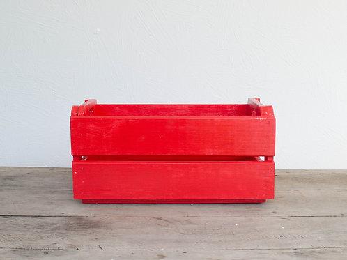 Caixote G Vermelho