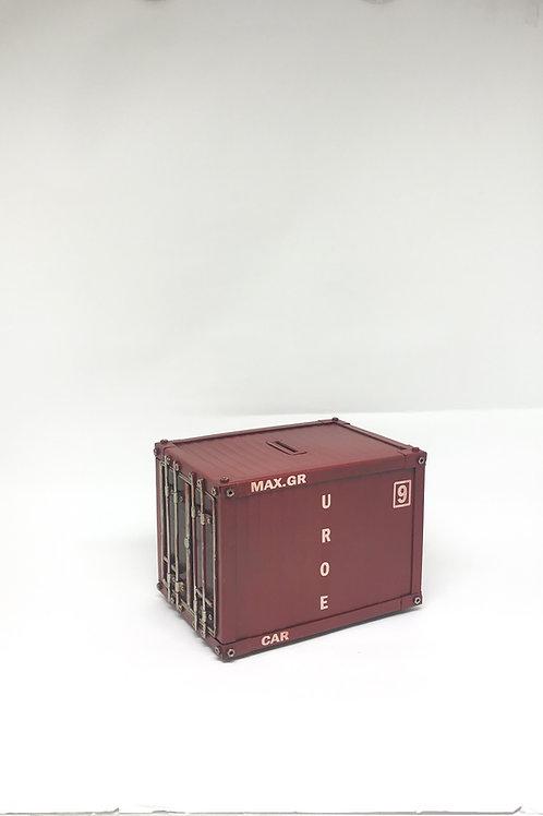 Container PP vermelho