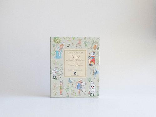 Livro (Alice no pais das maravilhas)
