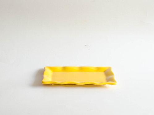 Bandeja Babados amarelo