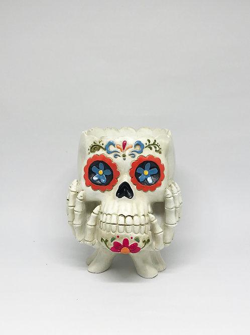 Bowl caveira mexicana