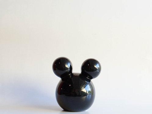 Cabeça Mickey preta