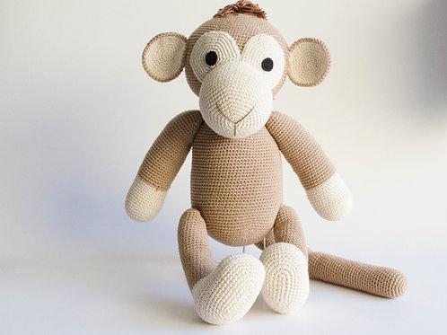 Macaco em tricot