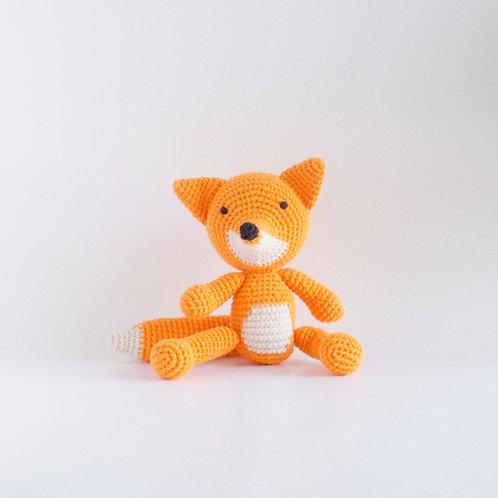 Raposa em tricot